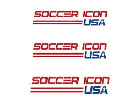 #229 for Design a Logo - Soccer Icon USA by creativefolders