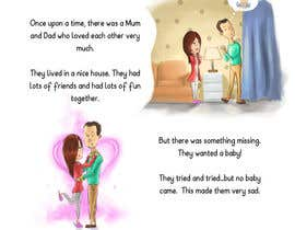 nº 10 pour Illustrate a children's book par ugougotbs