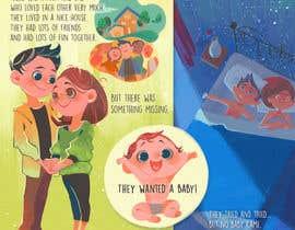 nº 16 pour Illustrate a children's book par jangmarzan