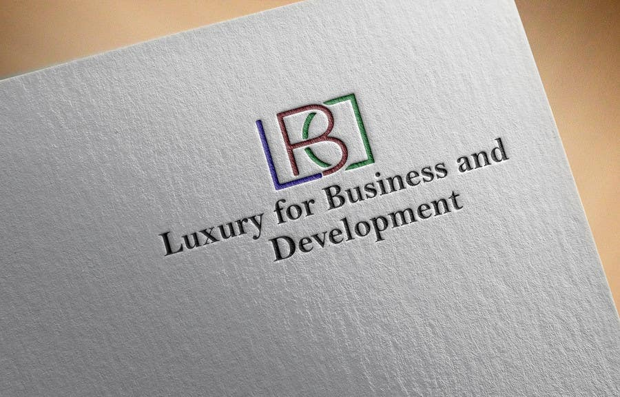 Proposition n°441 du concours Logo for ( Luxury for Business and Development  )