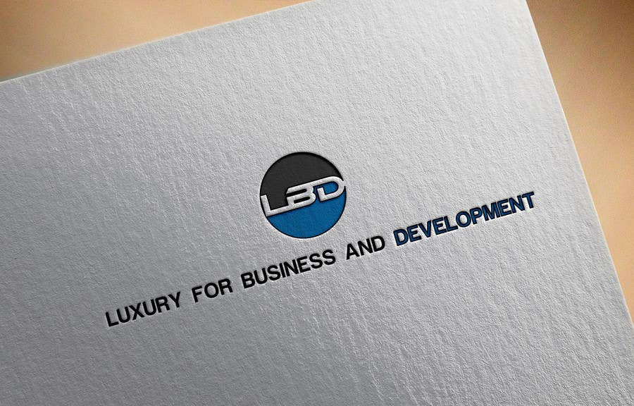 Proposition n°217 du concours Logo for ( Luxury for Business and Development  )