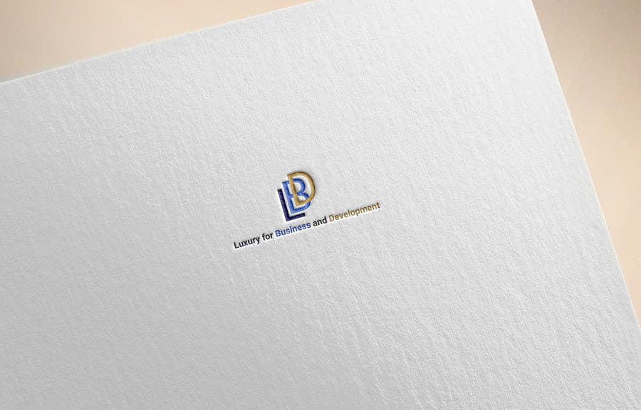 Proposition n°406 du concours Logo for ( Luxury for Business and Development  )