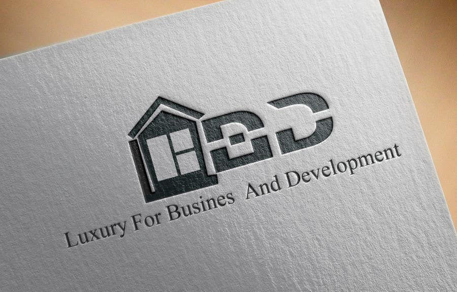 Proposition n°530 du concours Logo for ( Luxury for Business and Development  )