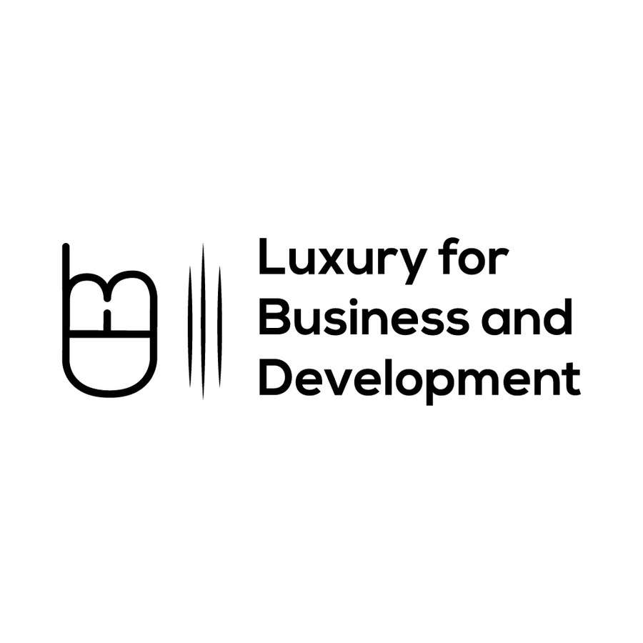 Proposition n°408 du concours Logo for ( Luxury for Business and Development  )
