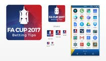 Proposition n° 5 du concours Graphic Design pour Design App Icon and Screen shots based on existing items