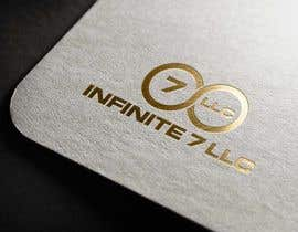 nº 37 pour Infinite 7 LLC Logo Design par mindreader656871