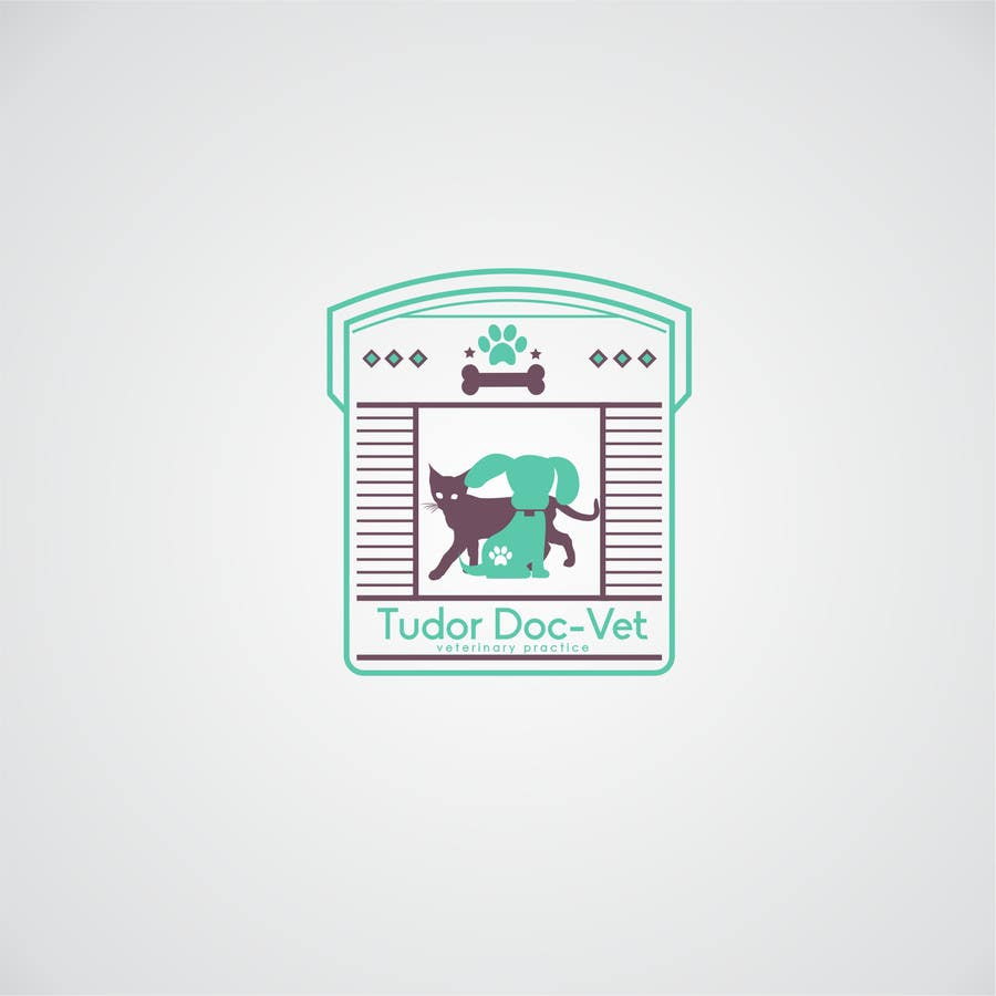 Proposition n°28 du concours Logo for veterinary