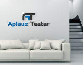 #63 for Design a Logo for Aplauz Teatar (Applaus Theater) by graphicground