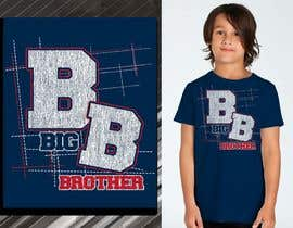 nº 63 pour Design kids' t-shirt with two variations (boy/girl) using our brand colors and font par blackhordes