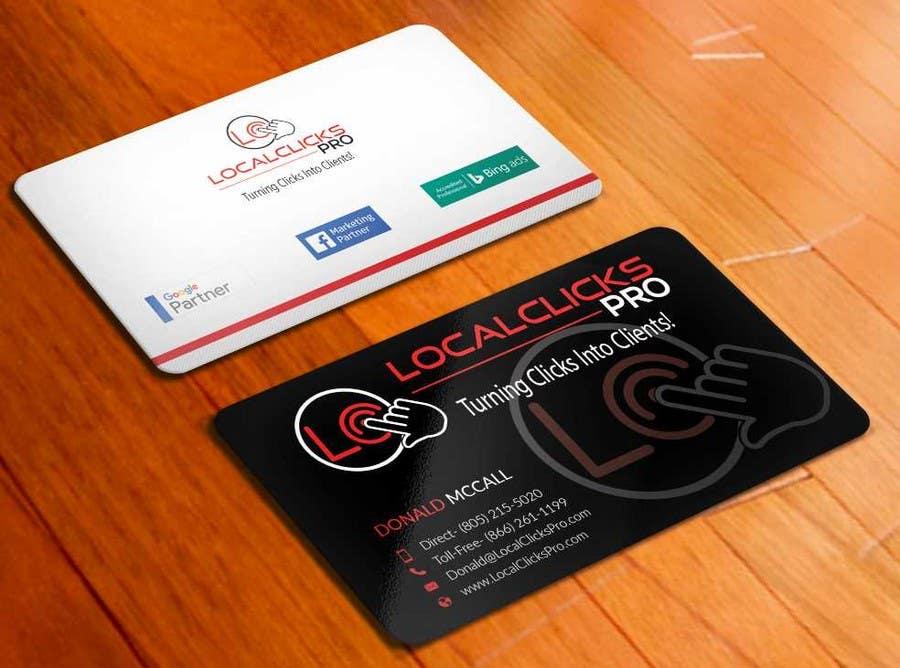 Proposition n°16 du concours Business Cards Creation