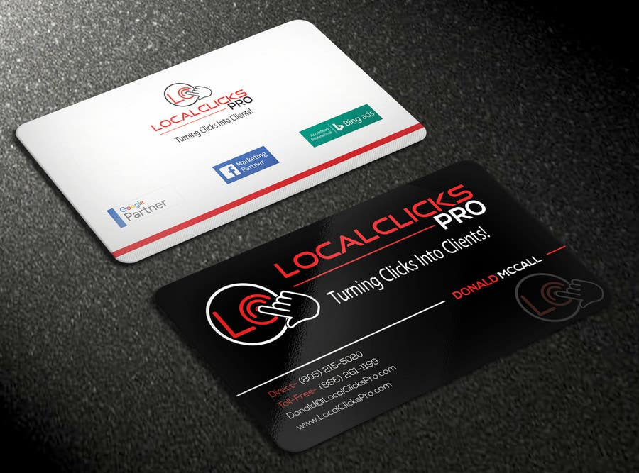 Proposition n°60 du concours Business Cards Creation
