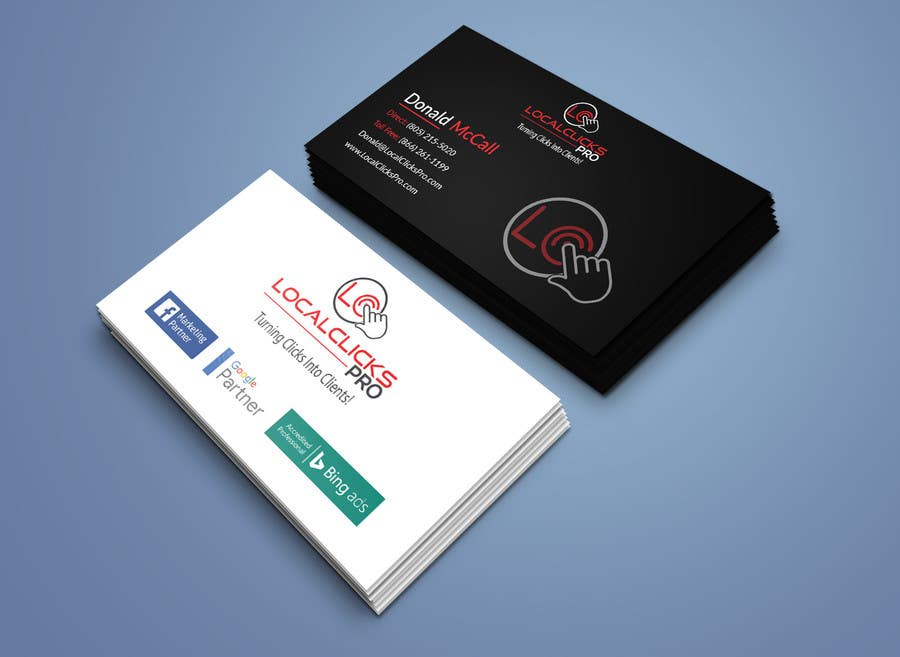 Proposition n°77 du concours Business Cards Creation