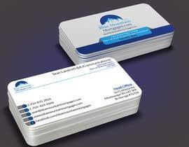 nº 24 pour Business Card Design par haquen