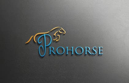 #37 for Design a Logo FOR HORSE BRAND by shahporan20170