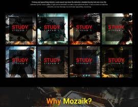 nº 2 pour Design a Website Mockup par saidesigner87