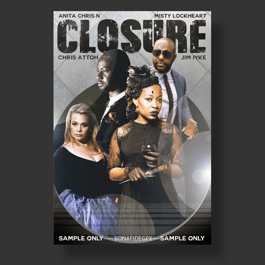 Proposition n°23 du concours MOVIE COVER DESIGN for CLOSURE
