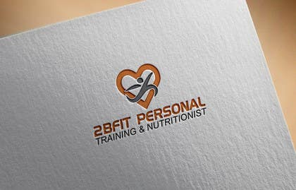 #57 for 2BFit Personal training & nutritionist logo design by taher001