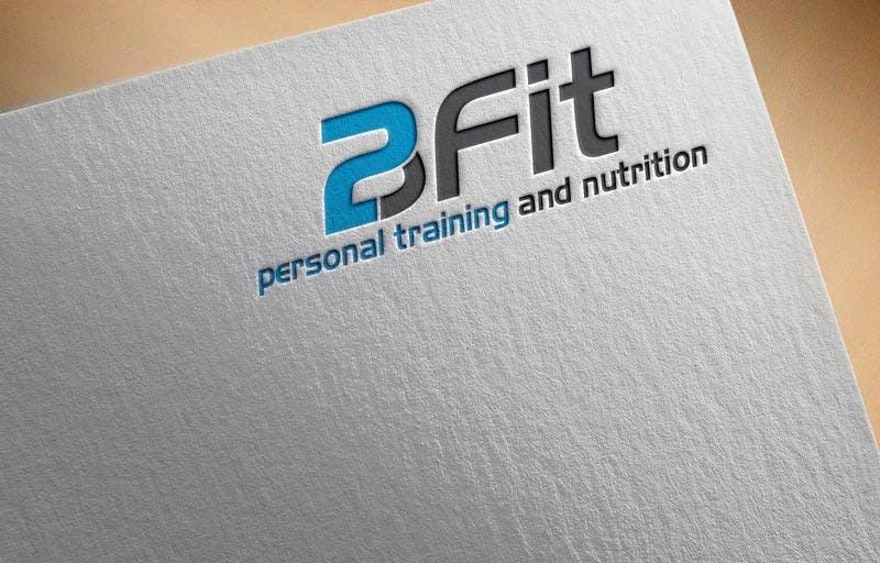 Proposition n°82 du concours 2BFit Personal training & nutritionist logo design