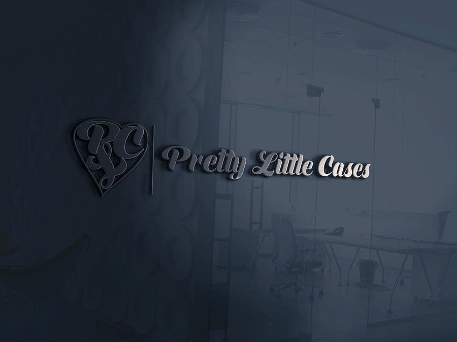 Bài tham dự cuộc thi #                                        74                                      cho                                         Logo Design for New Brand 'Pretty Little Cases'