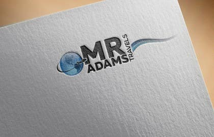 #23 for Design a logo for a personal travel blog - Mr Adam's Travels by nikolsuchardova