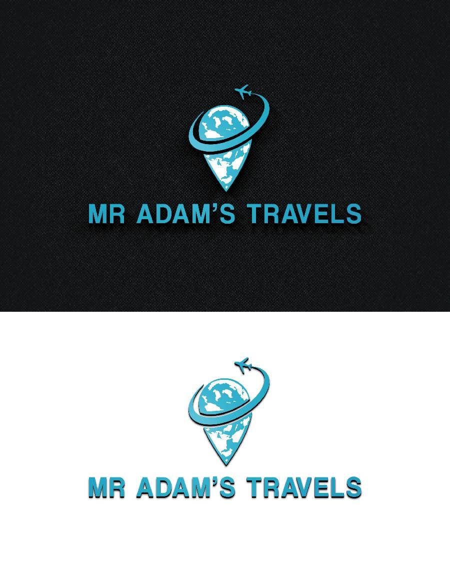 Travels Of Adam Blog Logo