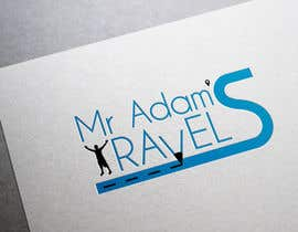 nº 35 pour Design a logo for a personal travel blog - Mr Adam's Travels par babicpredrag