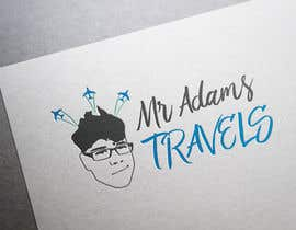 nº 74 pour Design a logo for a personal travel blog - Mr Adam's Travels par babicpredrag