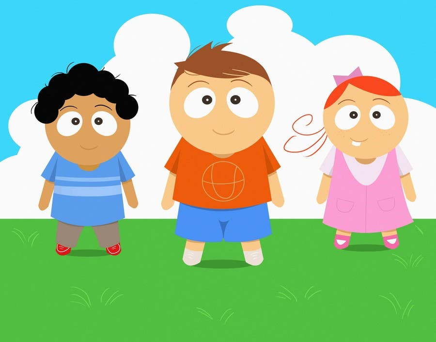 Proposition n°62 du concours Create an adorable cartoon characters