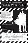 Graphic Design Kilpailutyö #24 kilpailuun Design an Invitation for a cool Black and White Party, printable