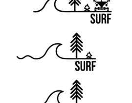 #37 for Design a simple surfing logo by orientecreativo