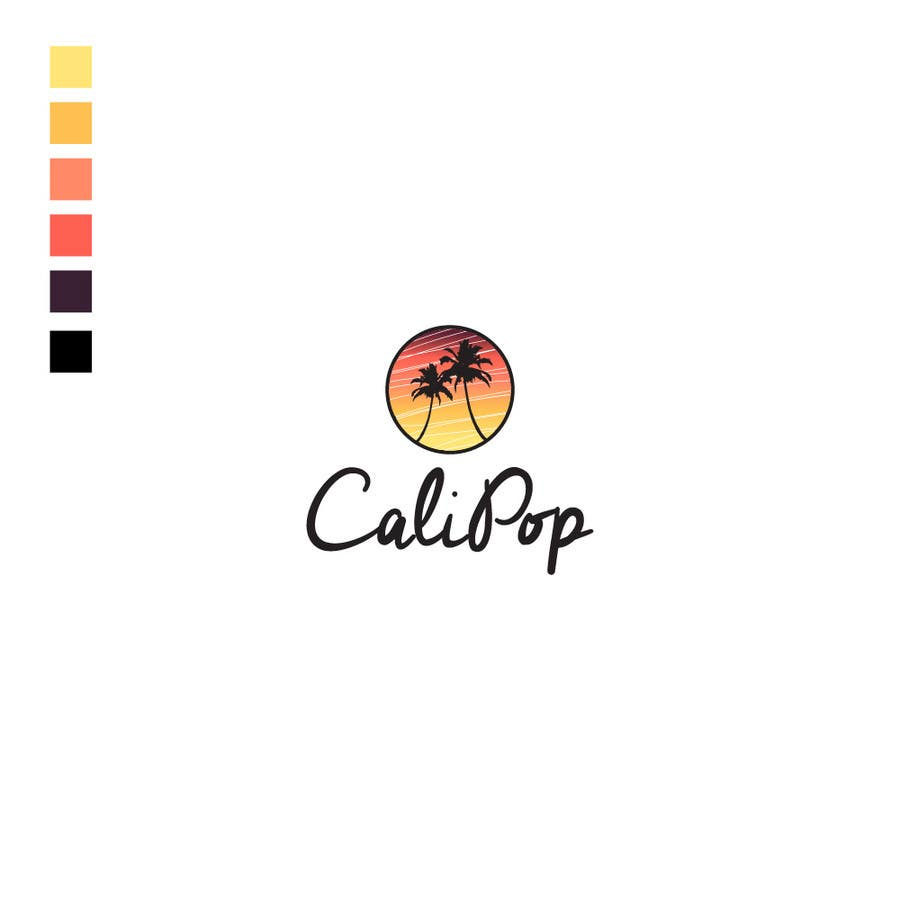 Contest Entry #648 for Logo design for cool new women's apparel company; CaliPop