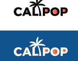#752 for Logo design for cool new women's apparel company; CaliPop by Mustafawadiwala