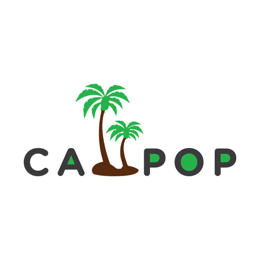 Contest Entry #736 for Logo design for cool new women's apparel company; CaliPop