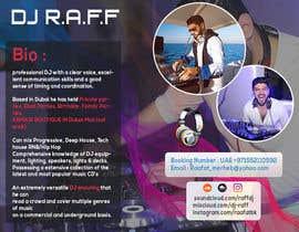 nº 7 pour I need some Graphic Design for DJ Bio par SIFATdesigner