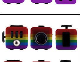 #4 for TURN THIS RAINBOW - fidget cube photos by imamkhan642