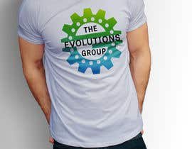 nº 23 pour Design a T-Shirt for The Evolutions Group par RafeursDesign