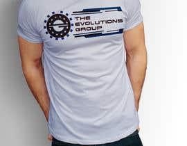nº 25 pour Design a T-Shirt for The Evolutions Group par RafeursDesign