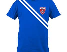 Nro 23 kilpailuun Design a T-Shirt for Soccer Club käyttäjältä kamel1982