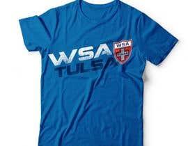 Nro 34 kilpailuun Design a T-Shirt for Soccer Club käyttäjältä DAISYMURGA