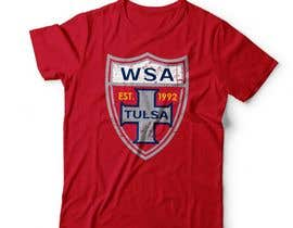 #35 for Design a T-Shirt for Soccer Club by DAISYMURGA