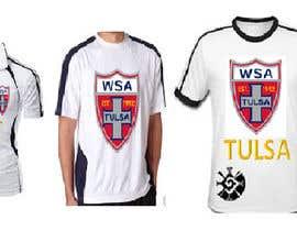 Nro 24 kilpailuun Design a T-Shirt for Soccer Club käyttäjältä Gayanjayamal1995