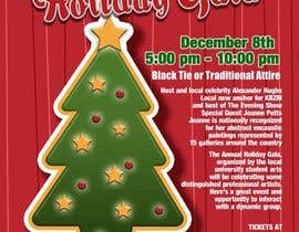 #22 for Graphic Design for TicketPrinting.com HOLIDAY NUTCRACKER POSTER & EVENT TICKET by richhwalsh