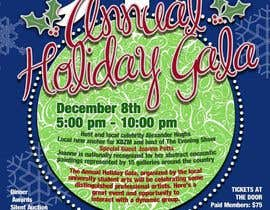#21 for Graphic Design for TicketPrinting.com HOLIDAY NUTCRACKER POSTER & EVENT TICKET by richhwalsh