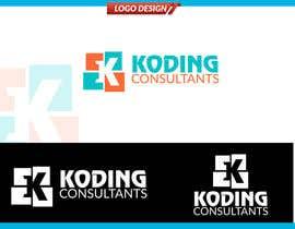 Nro 310 kilpailuun Koding Consultants Logo käyttäjältä Dezerteagle