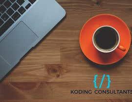 Nro 309 kilpailuun Koding Consultants Logo käyttäjältä Ubi1234