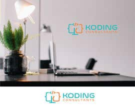 nº 301 pour Koding Consultants Logo par OnePerfection