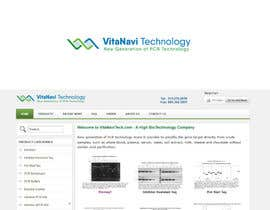 nº 39 pour Logo_Vitanavitech par neveraemjeNevera