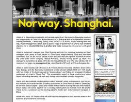 Nro 23 kilpailuun Design a flyer, only one page käyttäjältä papri802030