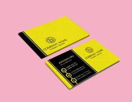 nº 134 pour Business Card par usalma3seven