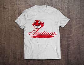 nº 20 pour Cleveland Sports T-Shirt Illustration par marafat7868